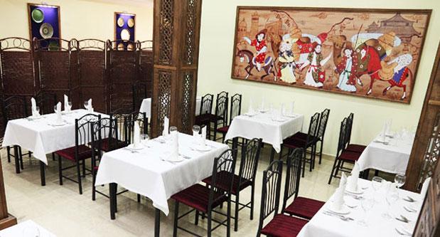 Restaurant Hôtel Rangrez Boukhara
