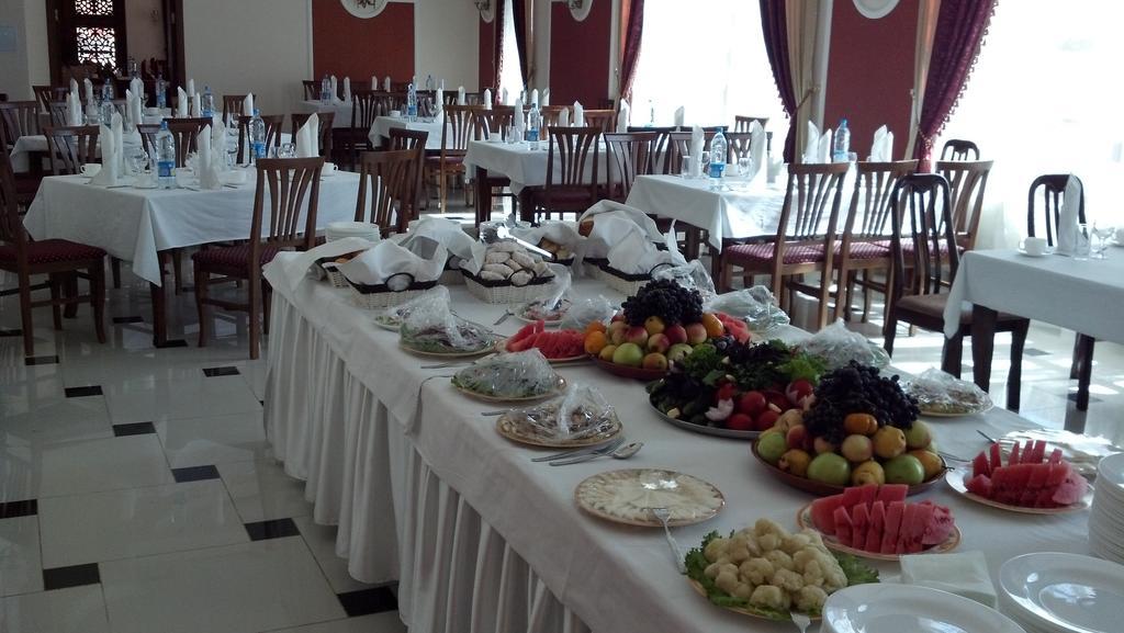 Restaurant Hôtel Registan Samarkand 6