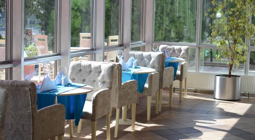 restaurant Hôtel Wyndham Tachkent 16