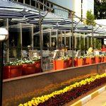 restaurant Hôtel Wyndham Tachkent 9