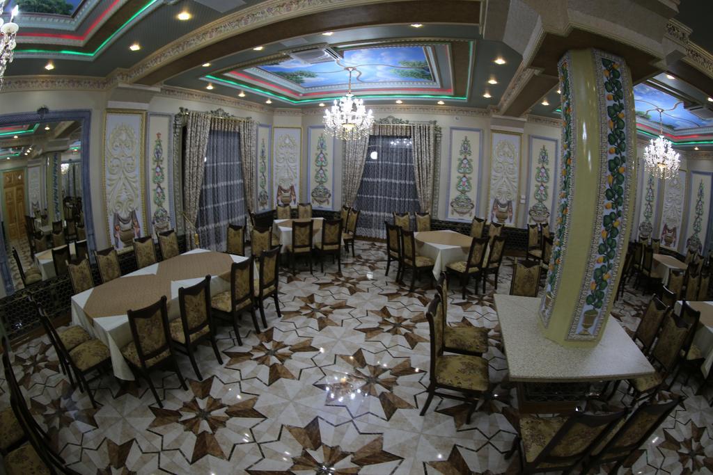 Restaurant Hôtel Zilol Baht Samarkand 16