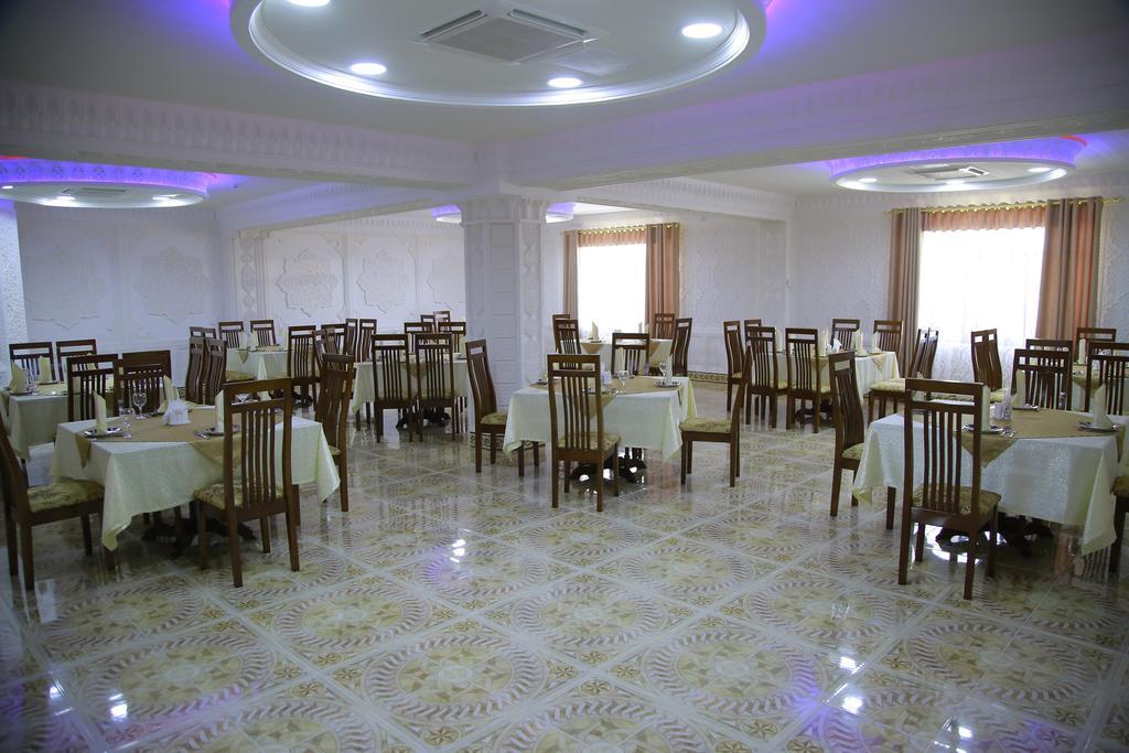 Restaurant Hôtel Zilol Baht Samarkand 3