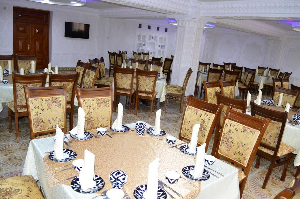 Restaurant Hôtel Zilol Baht Samarkand