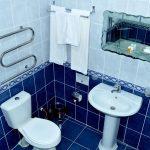 Salle de bain Hôtel Arkontchi Khiva 6
