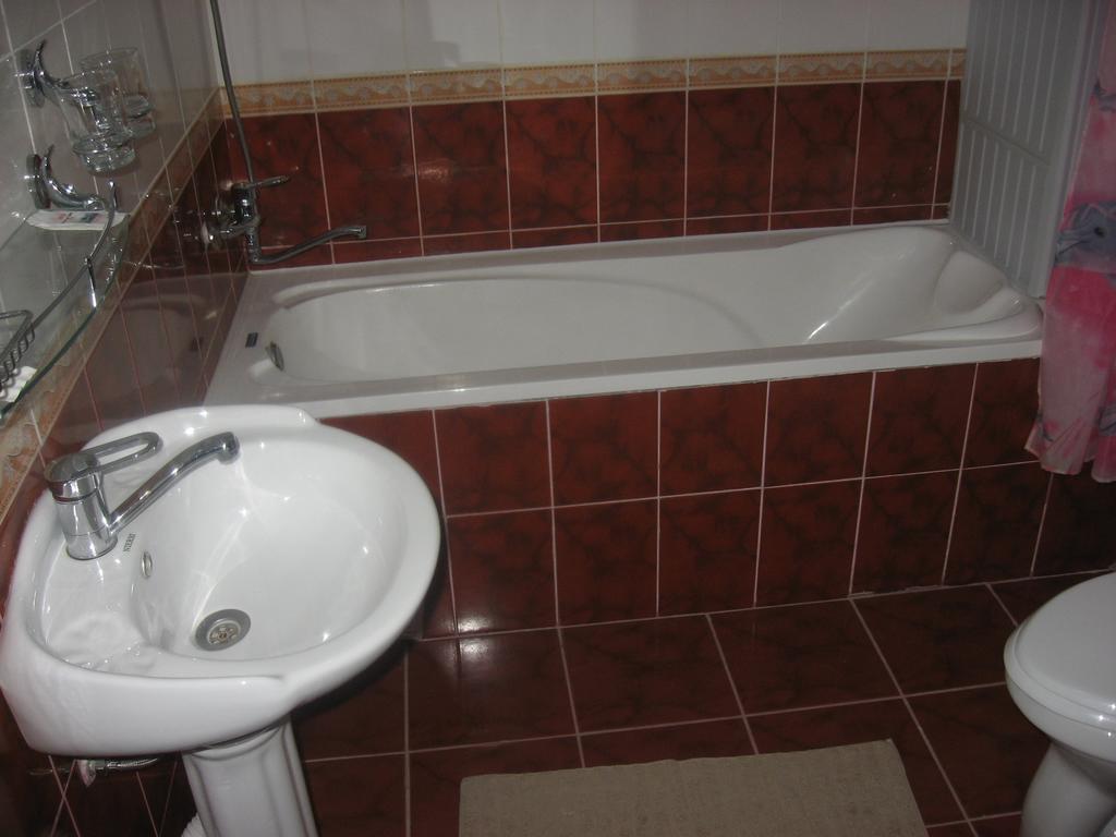 Salle de bain Hôtel Asia Khiva 13