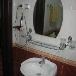 Salle de bain Hôtel Asia Khiva