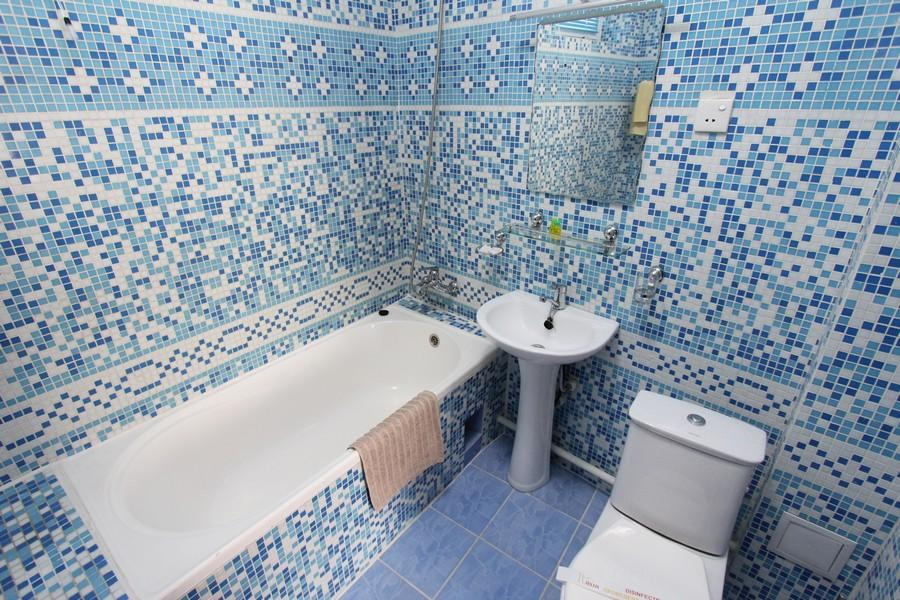 salle de bain Hôtel Asia Samarkand 18