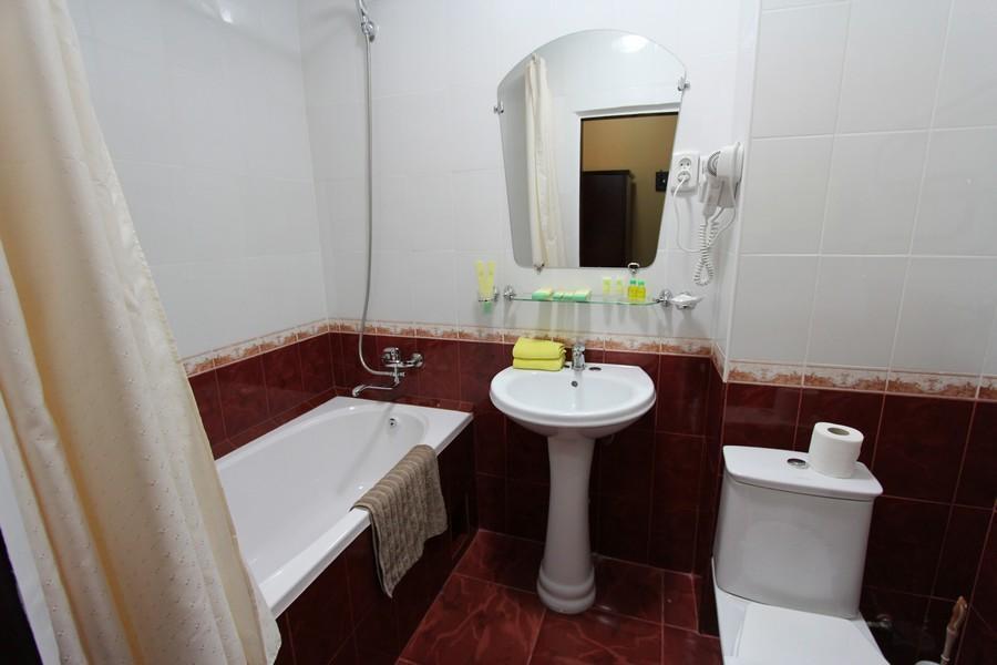salle de bain Hôtel Asia Samarkand