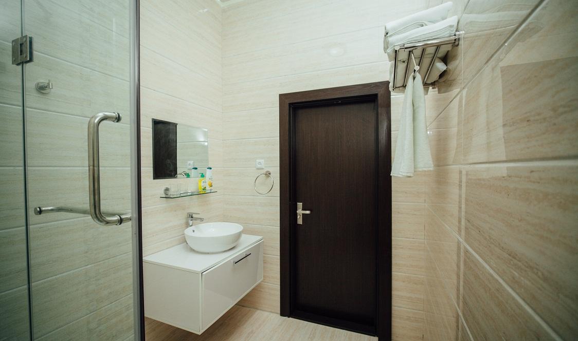 Salle de bain Hôtel Bek Khiva 12