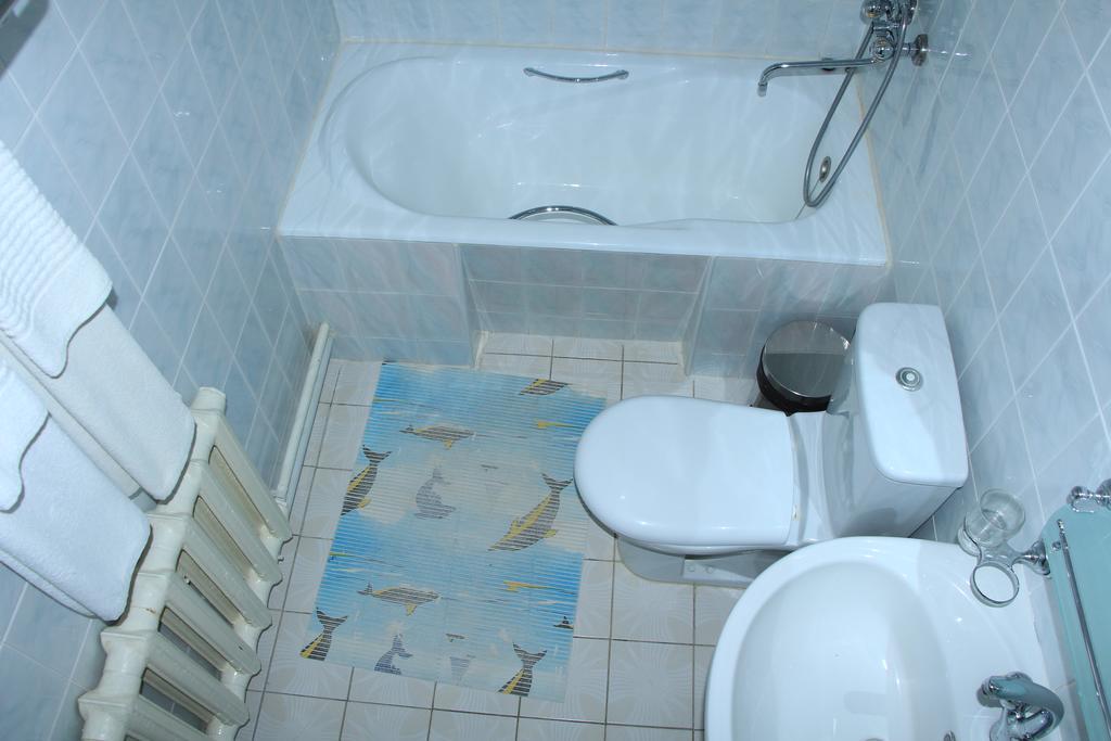 Salle de bain Hôtel Chaherezada Khiva