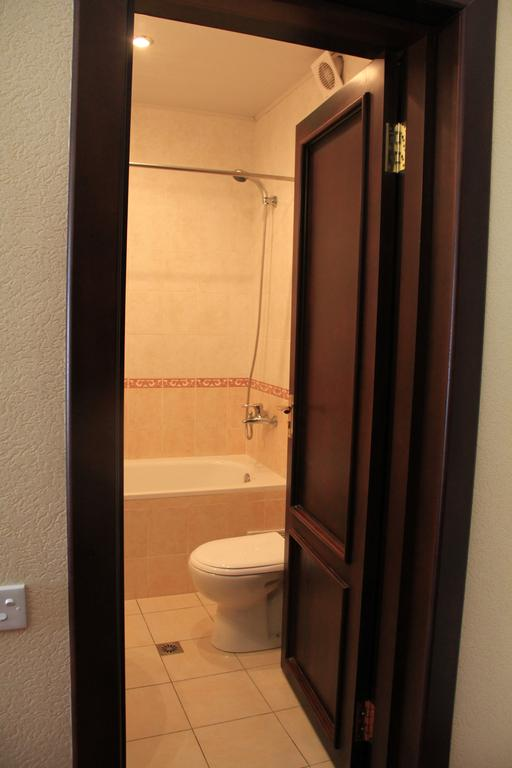 salle de bain Hôtel City Samarkand 19