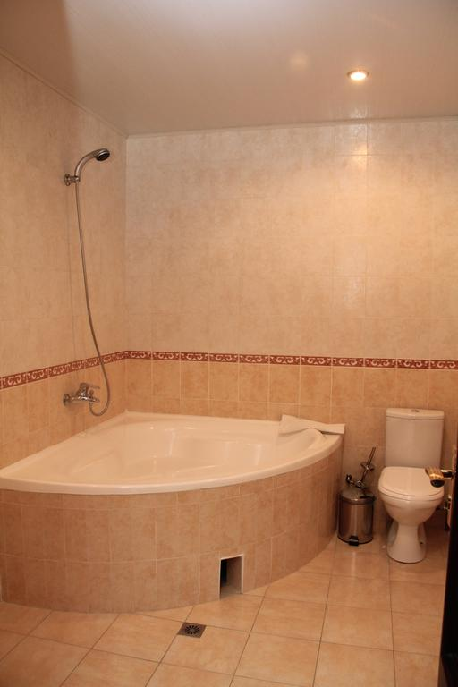 salle de bain Hôtel City Samarkand 20