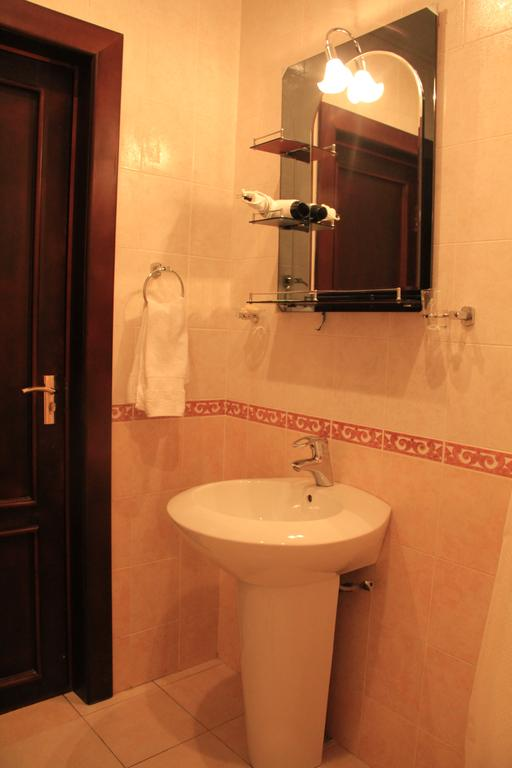 salle de bain Hôtel City Samarkand