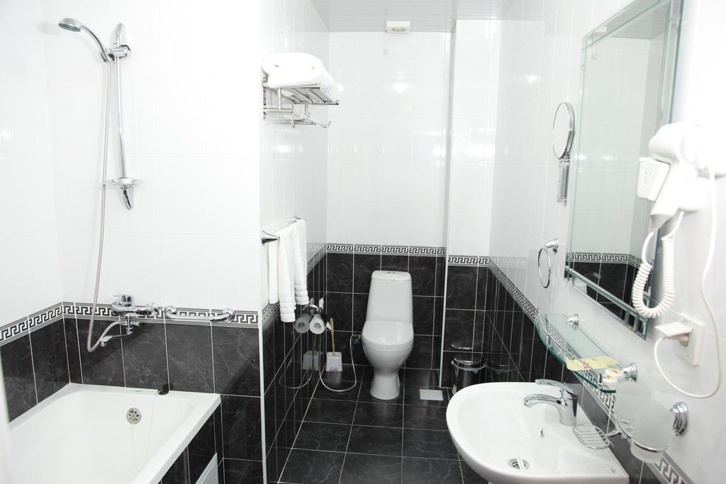 Salle de bain Hôtel Devon Begi Boukhara