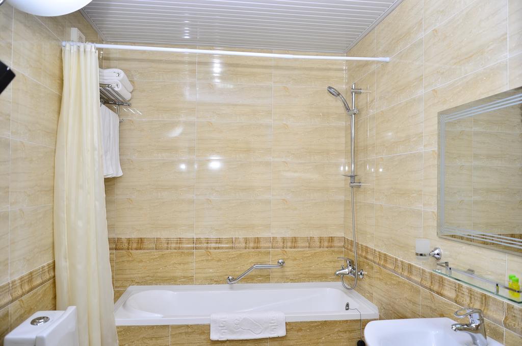 Salle de bain Hôtel Diyora Samarkand 6