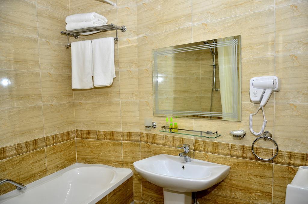 Salle de bain Hôtel Diyora Samarkand