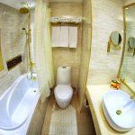 Salle de bain Hôtel Emirkhan Samarkand 2