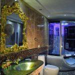 Salle de bain Hôtel Emirkhan Samarkand 3