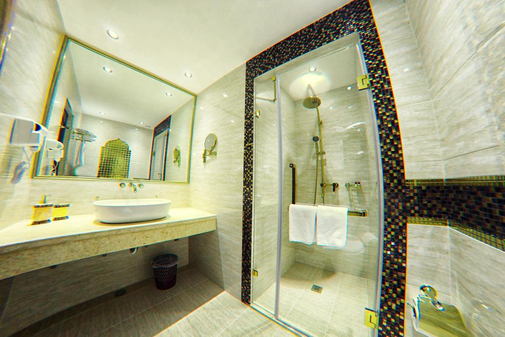 Salle de bain Hôtel Emirkhan Samarkand 4