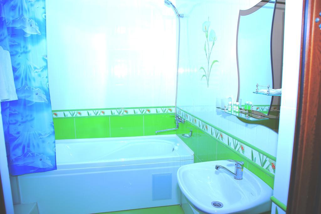 Salle de bain Hôtel Euroasia Khiva 11
