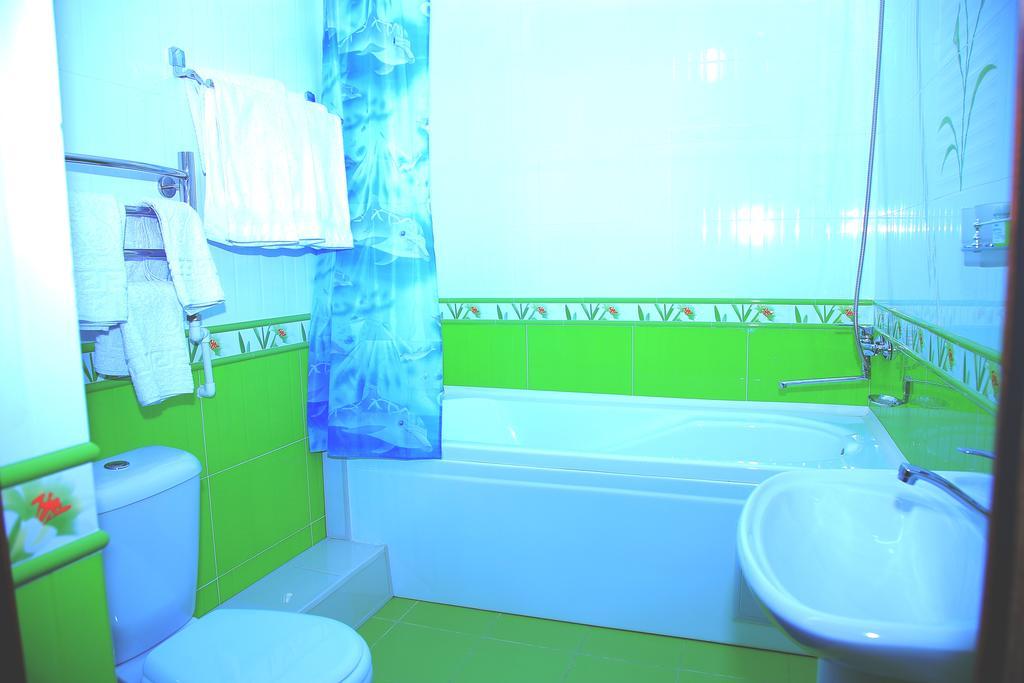 Salle de bain Hôtel Euroasia Khiva 12