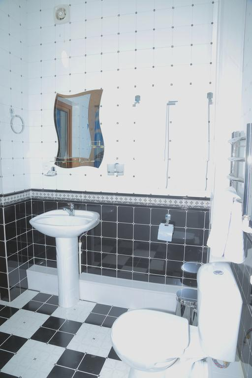 Salle de bain Hôtel Euroasia Khiva 19
