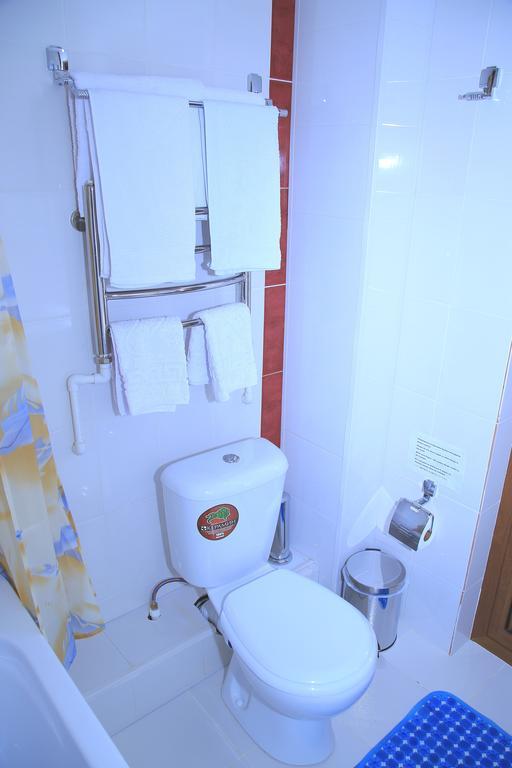 Salle de bain Hôtel Euroasia Khiva 21