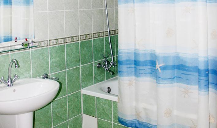 Salle de bain Hôtel Grand Boukhara 11