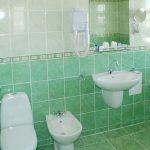 Salle de bain Hôtel Grand Boukhara