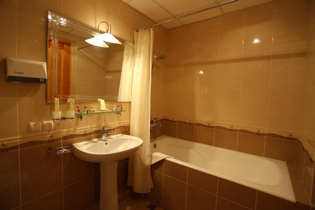 salle de bain Hôtel Grand Samarkand