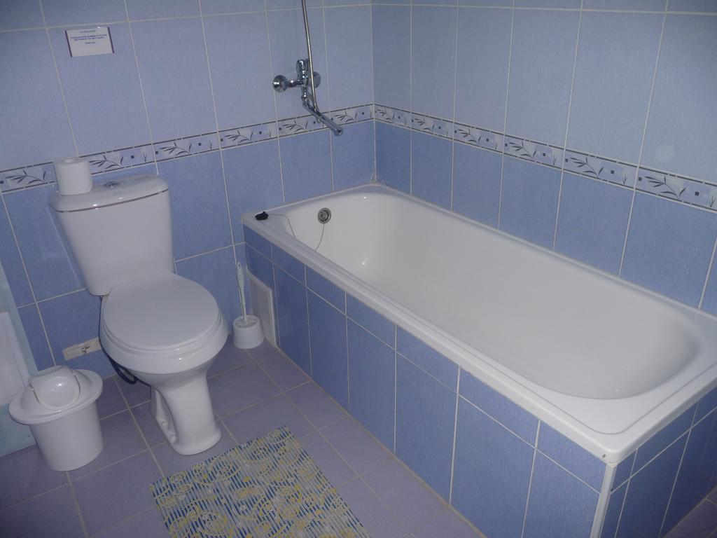 Salle de bain Hôtel Hovly Poyon Boukhara