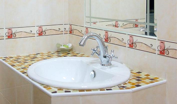 Salle de bain Hôtel Jipek Joli Noukous