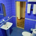 Salle de bain Hôtel Kabir Boukhara 12