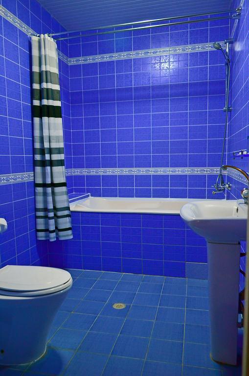 Salle de bain Hôtel Kabir Boukhara 17