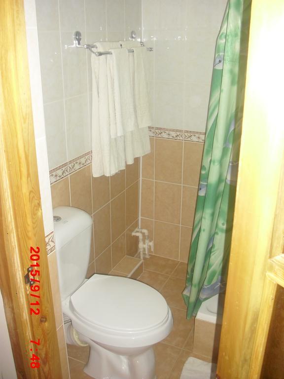 Salle de bain Hôtel Kala Khiva