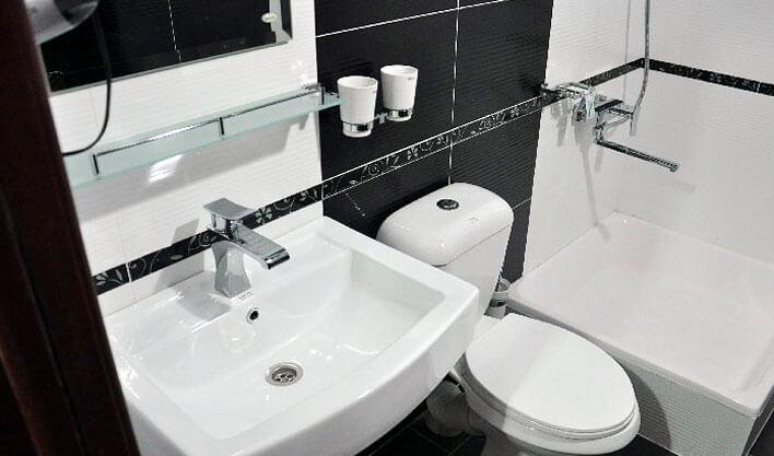 Salle de bain Hôtel Khan Kokand