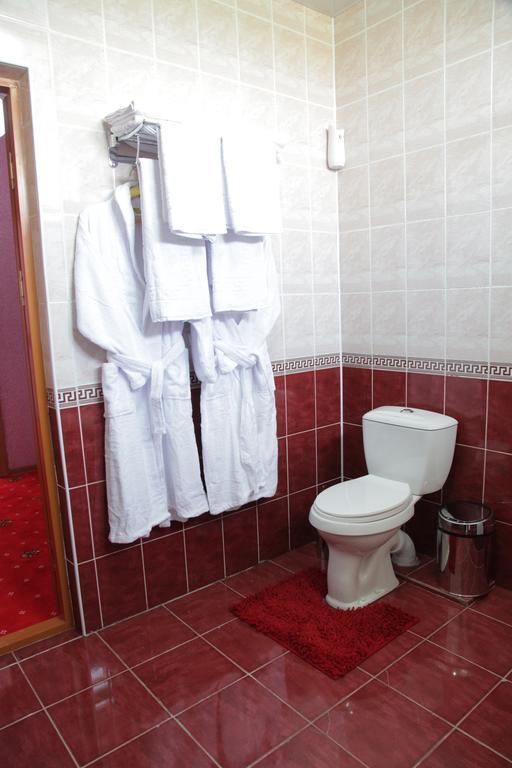 Salle de bain Hôtel Kibla Tozabog Khiva