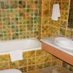 Salle de bain Hôtel Lyabi Hause Boukhara 2