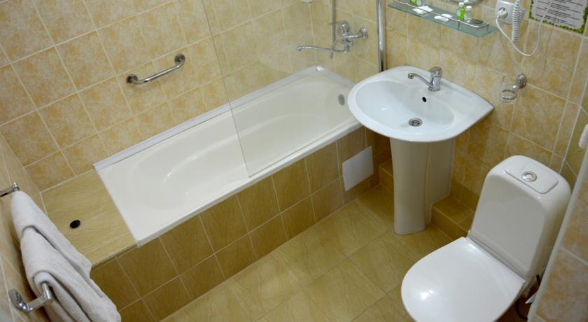 Salle de bain Hôtel Malika Boukhara