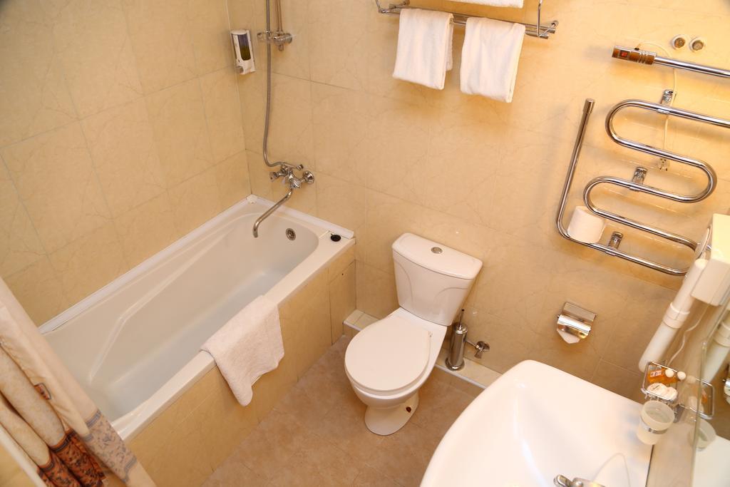 Salle de bain Hôtel Malika Prime Samarkand