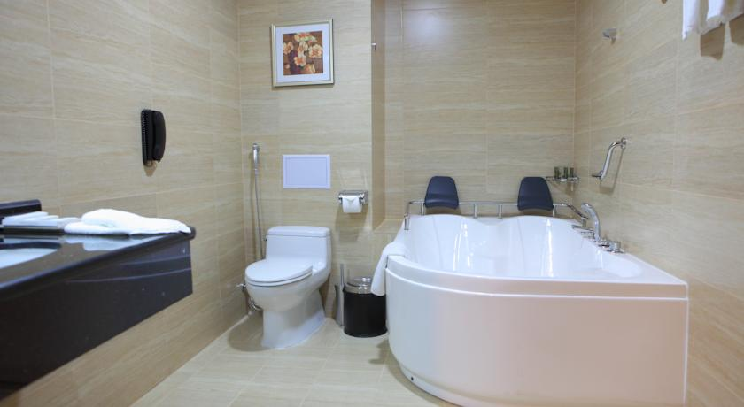 salle de bain Miran International Tachkent