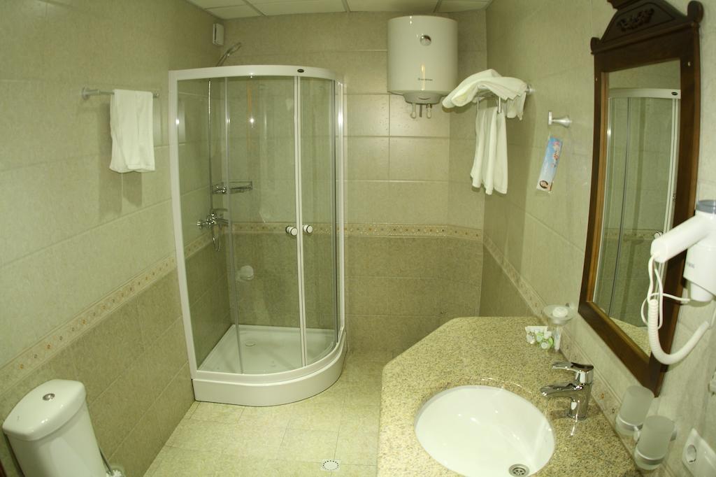 Salle de bain Hôtel Platan Samarkand 11