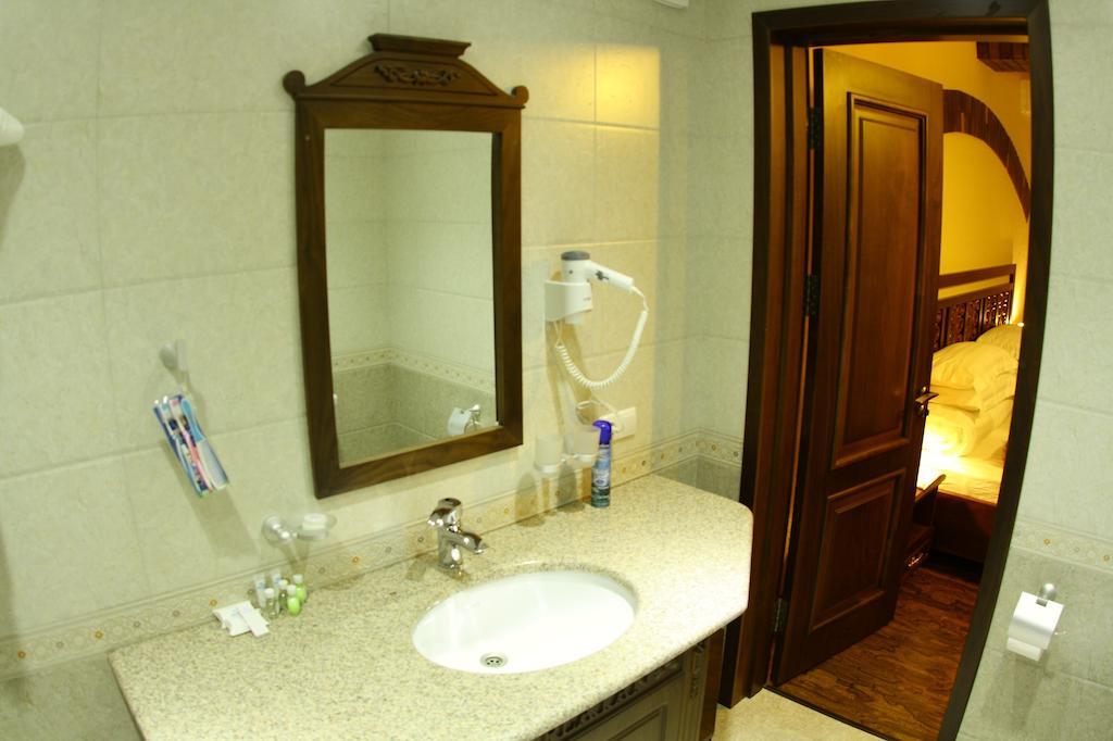 Salle de bain Hôtel Platan Samarkand 19