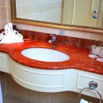 salle de bain Hôtel Radisson Tachkent