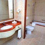 salle de bain Hôtel Radisson Tachkent 17