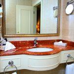 salle de bain Hôtel Radisson Tachkent 9
