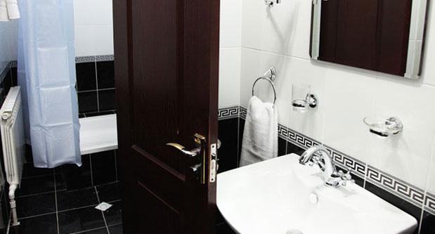 Salle de bain Hôtel Rangrez Boukhara