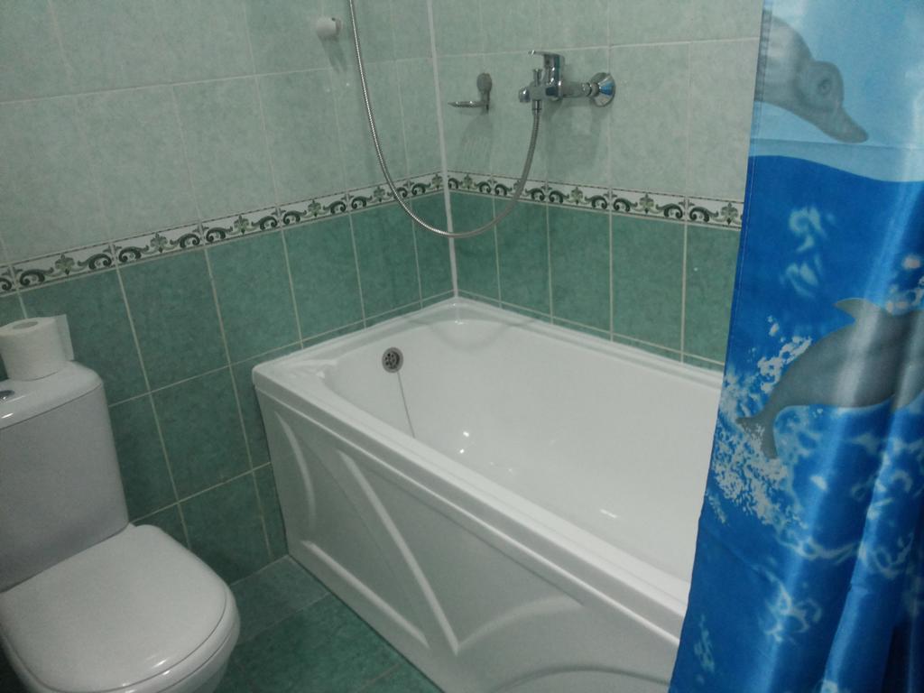 Salle de bain Hôtel Registan Samarkand 11