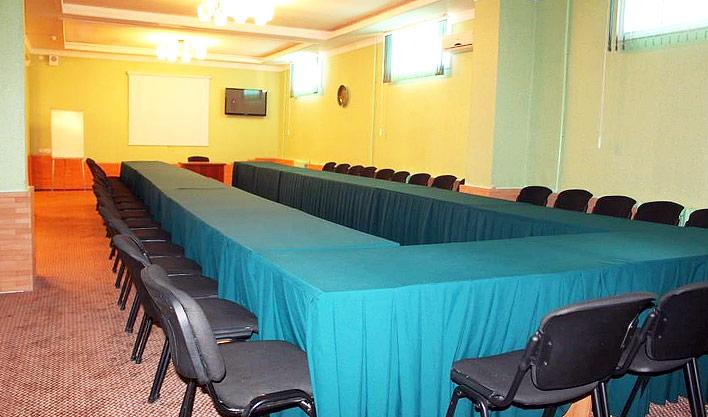 Salle de conférences Hôtel Asia Boukhara