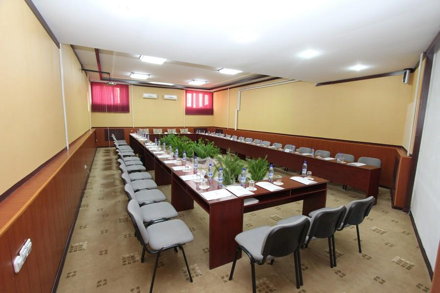 salle de conférences Hôtel Asia Samarkand 4